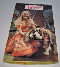PICOTINE  vintage PUZZLE Quebec Children Television - Heritage °