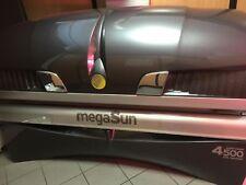 KBL megaSun Solarium 4500 Super Power XXL Niederdruck Sonnenbank Collagen
