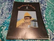 Jimmy Buffett sheet music Cheeseburger in Paradise 1978 8 pages