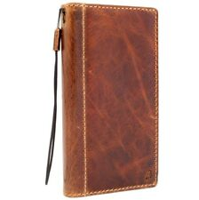 Genuine Leather Case for apple iPhone 8 Plus cover wallet handmade wireless Jafo