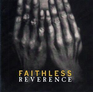 FAITHLESS : REVERENCE / CD - TOP-ZUSTAND