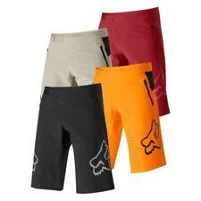 FOX RACING Pantaloni corti MTB DH ciclismo uomo donna shorts