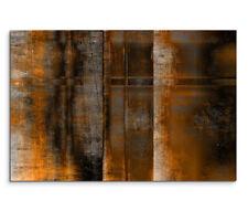 120x80cm Leinwandbild auf Keilrahmen Abstrakt Holztäfelung