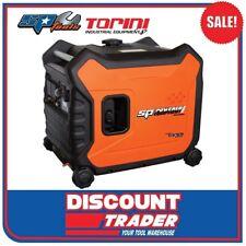 SP Tools 7Hp 3.3KVA Inverter Generator Torini Motor - SPGi3300E