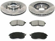 Front Brake Pad and Rotor Kit Q889GS for Altima 2008 2011 2013 2012 2010 2009