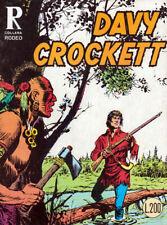 DAVY CROCKETT – COLLANA RODEO N. 34