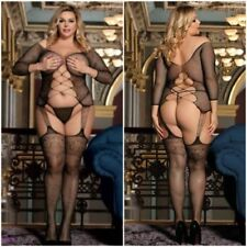 Nylon Textured Stockings for Women
