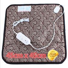 Pet Electric Heat Heated Heating Heater Pad Mat Blanket Bed Dog Cat Bunny IR