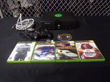 Microsoft Xbox Console Bundle Tested & Works Great-C4