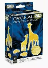 Bepuzzled 3D Crystal Jigsaw Puzzle - Giraffe and Baby - African Animal Kingdom