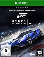 Forza Motorsport 6 | Xbox One | usato in scatola originale