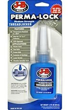 J-B Weld 24236 Perma-Lock Blue Threadlocker - 36 ml