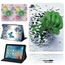 """Print Patterns Leather Stand Cover Case For Apple iPad Air / Air 2 /Air 3 10.5"""""""