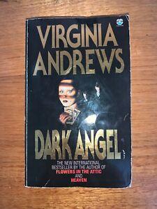 Dark Angel - Virginia Andrews (part 2 - Casteel Series) - paperback 1988