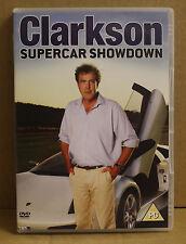 Clarkson - Supercar Showdown (DVD, 2007)  Region 2 (D0138)