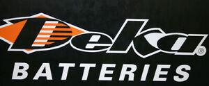 Battery Cable-4WD Deka East Penn 00293