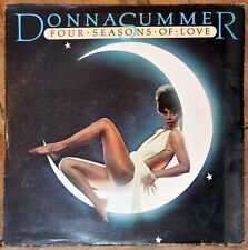 33t Donna Summer - Four seasons of love (LP)
