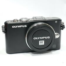 Olympus Pen E-PL3 Digital Camera body, only 1430 actuations