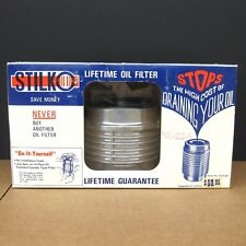 Stilko SK 22 S Oil Filter Cleaner w/ Wrench - Toilet Paper Media