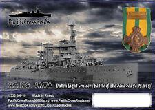 1/350  NEW!!!! Resin Dutch Cruiser Java  Pacific CrossRoads