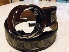886cee8be Gucci Men's Belts 33-34 Size for sale | eBay