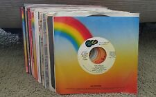 "Lot of 45 various 7"" Country Singles - 1980's Female Singers"