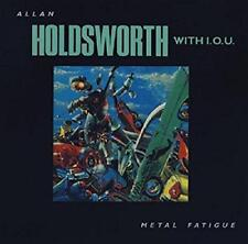 Allan Holdsworth (With I.O.U.) - Metal Fatigue (NEW CD)
