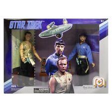 Mego Star Trek Mirror Universe Kirk Spock Action Figure Set NEW DAMAGED BOX
