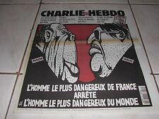 CHARLIE HEBDO n°112  du 17 août 1994  L'HOMME LE PLUS DANGEREUX DE FRANCE