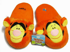 Tigger Orange Slippers Shoes #E Winnie the Pooh US Size 5-9, UK 3-7, EU 34-40