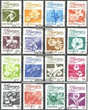 Nicaragua 2354-2369 (kompl.Ausg.) gestempelt 1983 Blumen