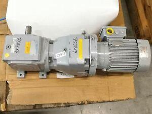 Stöber 1,1 Kw 127 Min K21R 90 S4 Gear Motor K21R90S4 Gearbox