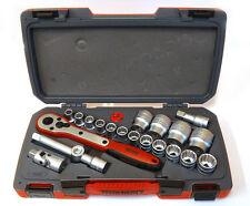 TENG TOOLS T1221 Métrico 12 Puntos Enchufe Set 21piece con 1.3 cm Drive