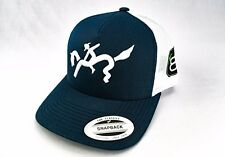 Bucking Bronco Hat, Rodeo Hat, Cap, Snapback, Bucking Horse, Ranch, Trucker hat