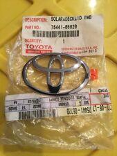 Toyota OEM 99-03 Solara Trunk Lid-Emblem Badge Nameplate 7544106020