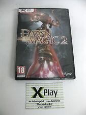 PC Dawn of Magic 2 Nuevo Precintado Pal España Envio Combinable