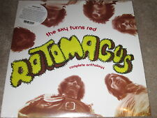 rotomagus - The Sky Turns rojo/COMPLETE ANTHOLOGY - DOBLE LP - NUEVO
