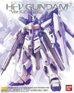 -=] BANDAI - MG Gundam Hi-V Hi Nu RX-93 VER. KA 1/100 Model Kit [=-