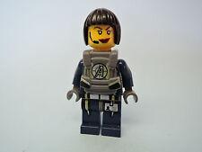 LEGO Figur Agents Agentin Swift agt029  Set 8971
