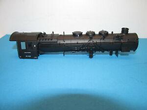 Fleischmann Gehäuse Lokkessel mit Gewicht für Dampflok BN 39068 Spur H0