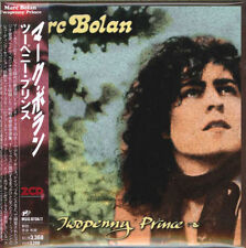 MARC BOLAN-TWO-PENNY PRINCE-IMPORT 2 CD WITH JAPAN OBI H40
