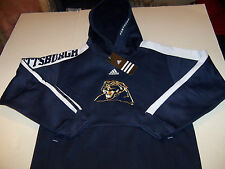 PITT PANTHERS ADIDAS HOODY YOUTH SIZE LARGE (14-16) NWT