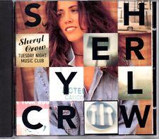SHERYL CROW - TUESDAY NIGHT MUSIC CLUB - U.S CD ALBUM