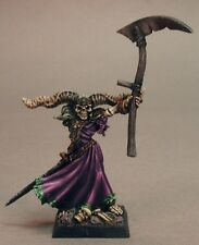 Ashkrypt Overlords Warlord Reaper Miniatures Undead Lich Necromancer Caster