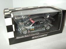 Rare New Minichamps Hakkinens Mercedes C Class DTM 2006 Diecast Model in 1:43