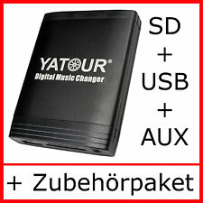 USB Adapter MP3 CD Wechsler Mercedes Exquisit Special