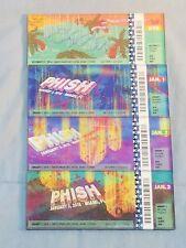 2014/15 Phish Miami NYE Ticket Stub 4 MAGNET SET