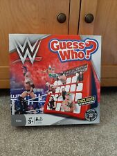 WWE Guess Who Hasbro Games  Board game Wrestling