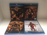 Serie completa Hunger Games (4 Bluray) Usato