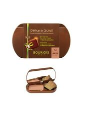 BOURJOIS DELICE DE SOLEIL BRONZING POWDER No 14 OLIVE / TANNED SKIN